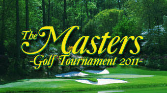 The Masters 2011: Golf Tournament