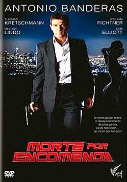 Filme Poster Morte Por Encomenda DVDRip XviD Dual Audio & RMVB Dublado