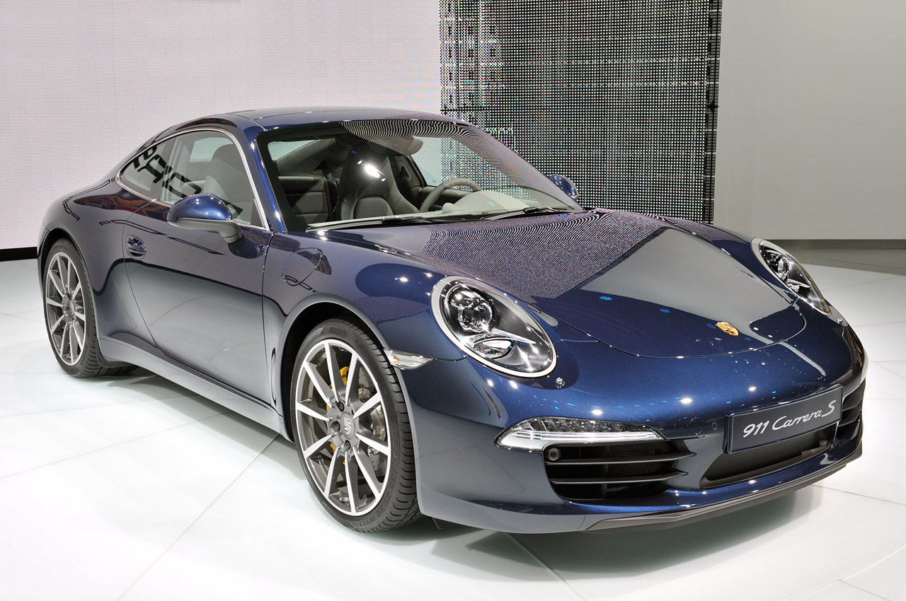 2012 Porsche 911 Carrera S Hd Wallpapers High