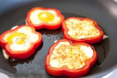 طريقة عمل بيض عيون بالجبن, طريقة عمل بيض عيون, بيض عيون بالجبن,  بيض عيون, الجبن,  بيض