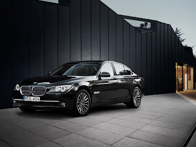 BMW 7 Series Standard Resolution Wallpaper 8