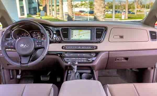 2015 Kia Sedona Minivan Release Date
