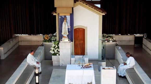 Misas desde el Santuario de Fátima en directo