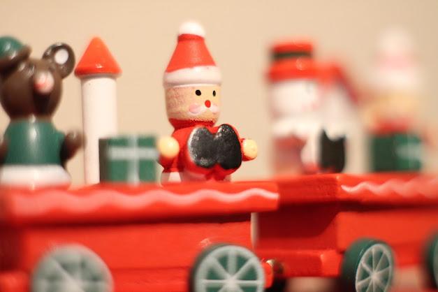 Trenecito de Navidad