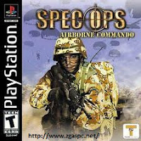 Free Download Games spec ops airborne commando PSX ISO Untuk Komputer Full Version ZGASPC