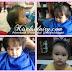 Nur Awfiyah Dah Gunting Rambut