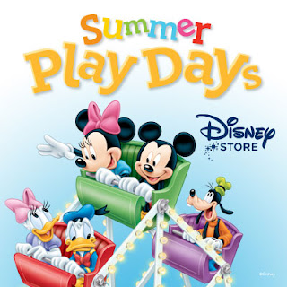 Free Summer Play Days at the Disney Store