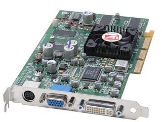 VGA Card computer