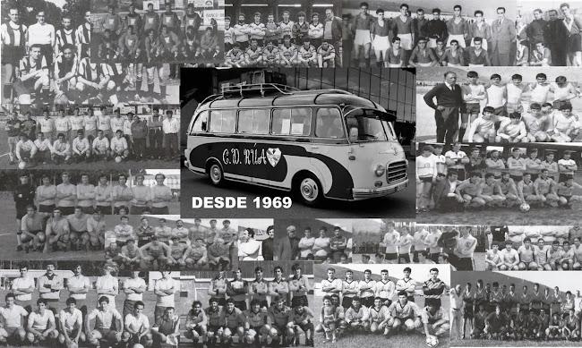 CLUB DEPORTIVO RÚA