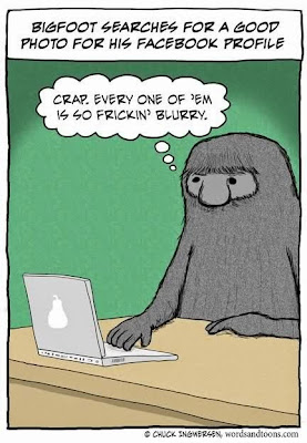 bigfoot joke