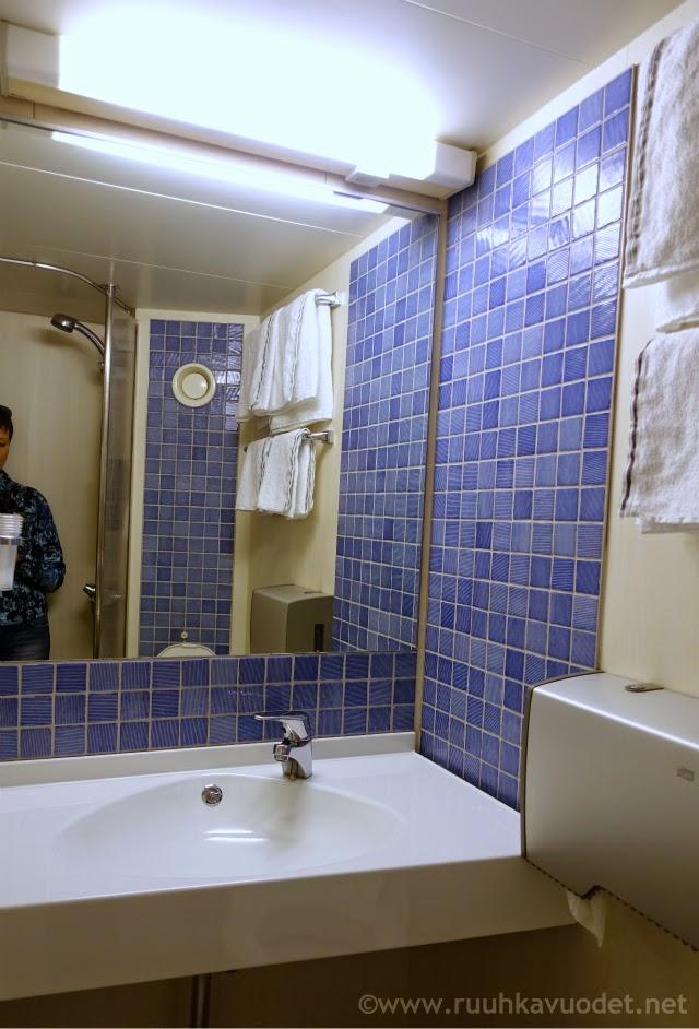 BD2 Inside Comfort -hytin kylpyhuone / Uraäidin Ruuhkavuodet