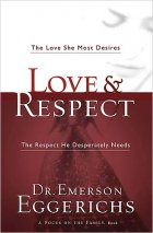 http://www.amazon.com/Love-Respect-Desires-Desperately-Needs/dp/1591451876/ref=sr_1_1?ie=UTF8&qid=1344530798&sr=8-1&keywords=love+and+respect