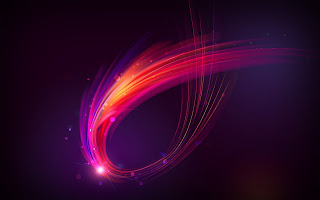 Abstract Art Vector Lines HD Love Wallpaper