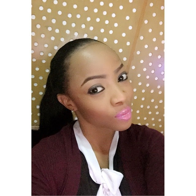 Toke Makinwa Shows Off New Hair Style