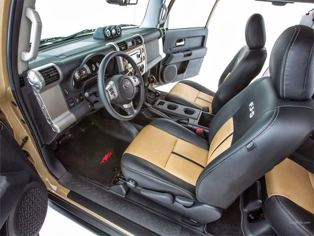 صور سيارة تويوتا اف جي كروزر Pictures Toyota FG Cruiser 2015