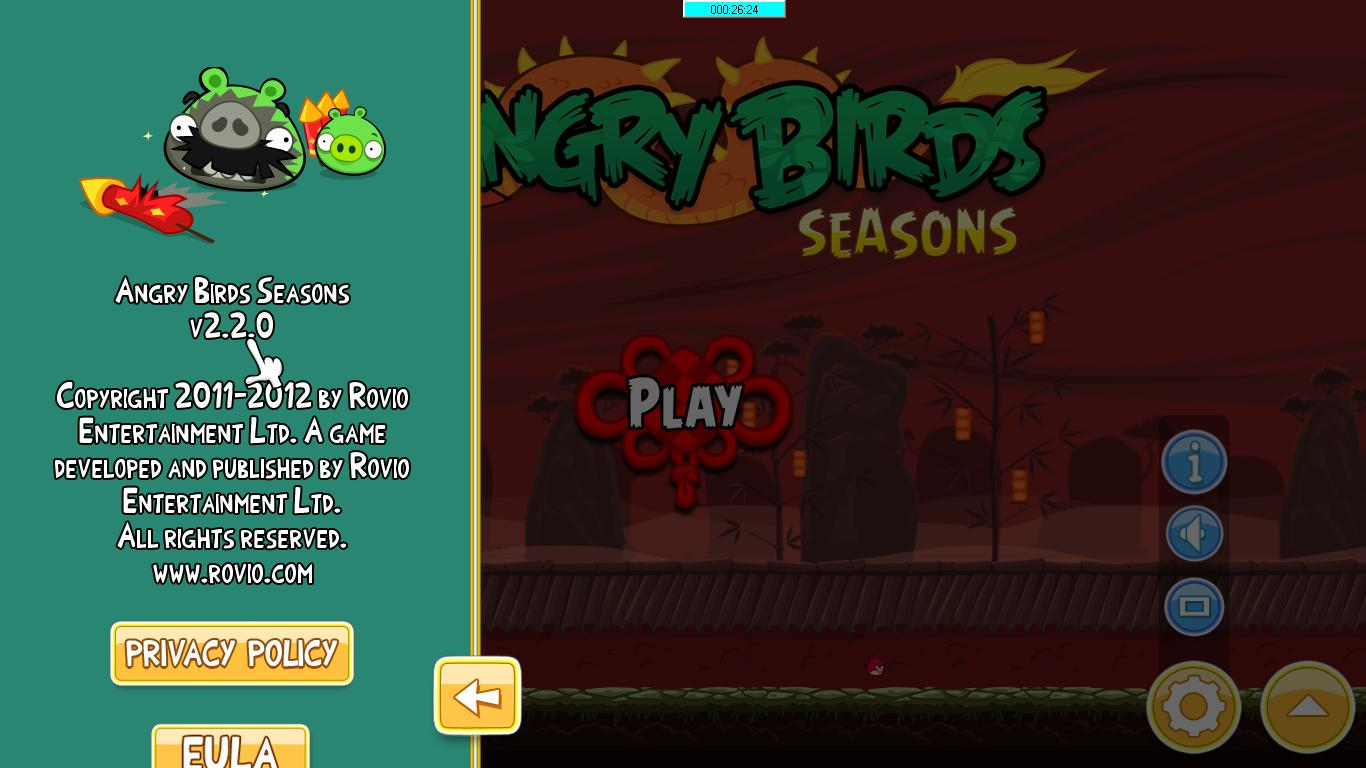 Angry Birds Seasons 2.2.0 - Mediafire