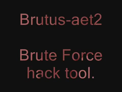 brutus password cracker download