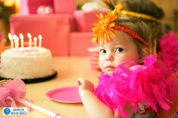 Prepara el cumpleaños de un año de tu hijo