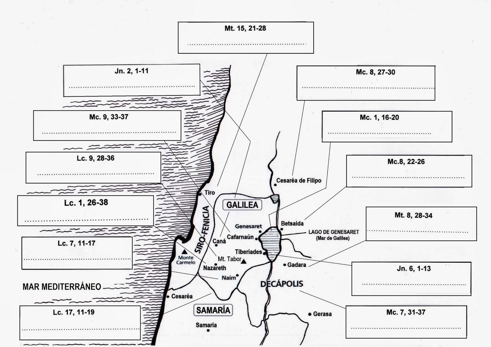 El Rincón de las Melli: Mapa para completar: Siguiendo los pasos de ...