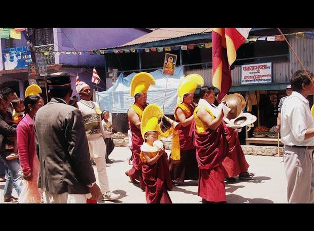 buddha purnima at hile