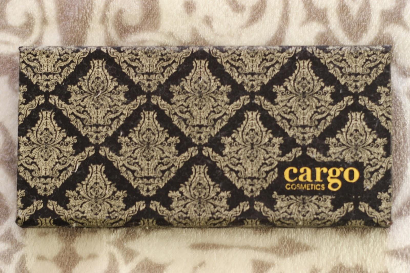 Cargo Cosmetics Let's Meet In Paris Eyeshadow Palette Review