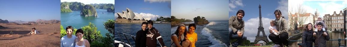 Igor&Ana de viaje....