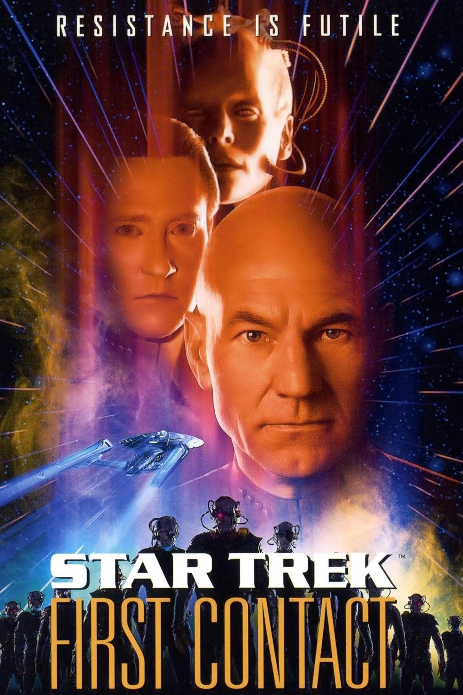 Star Trek VIII: Primer contacto (Star Trek: First contact)  Viaje a las Estrellas 8