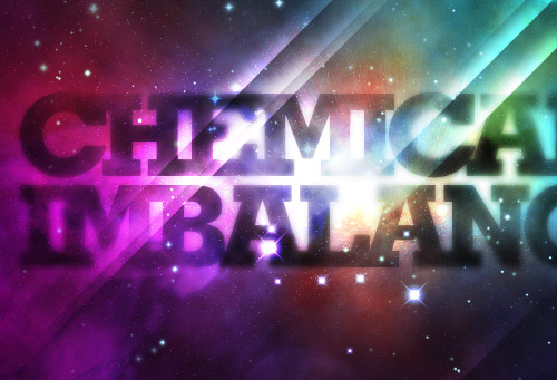 Trendy Galactic Poster Design