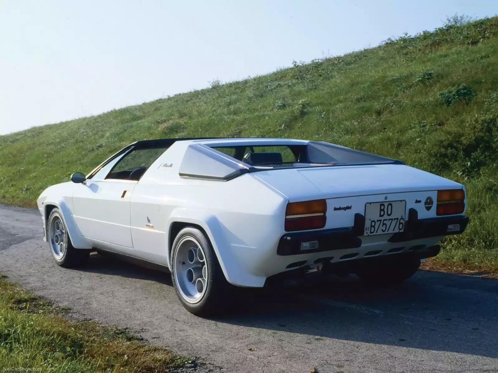 Hình ảnh siêu xe Lamborghini Silhouette 1976 & nội ngoại thất