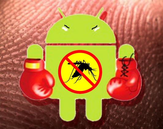 Aplikasi Ponsel Android Manjur Untuk Mengusir Nyamuk