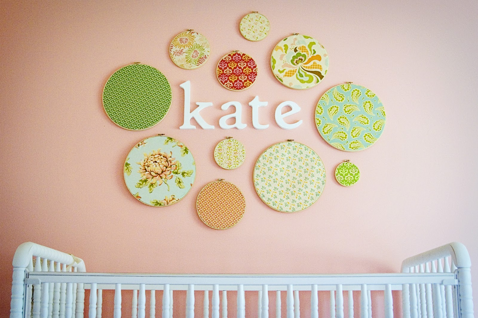 Wall hangings and nurseries interior decorating accessories for Baby room wall decoration