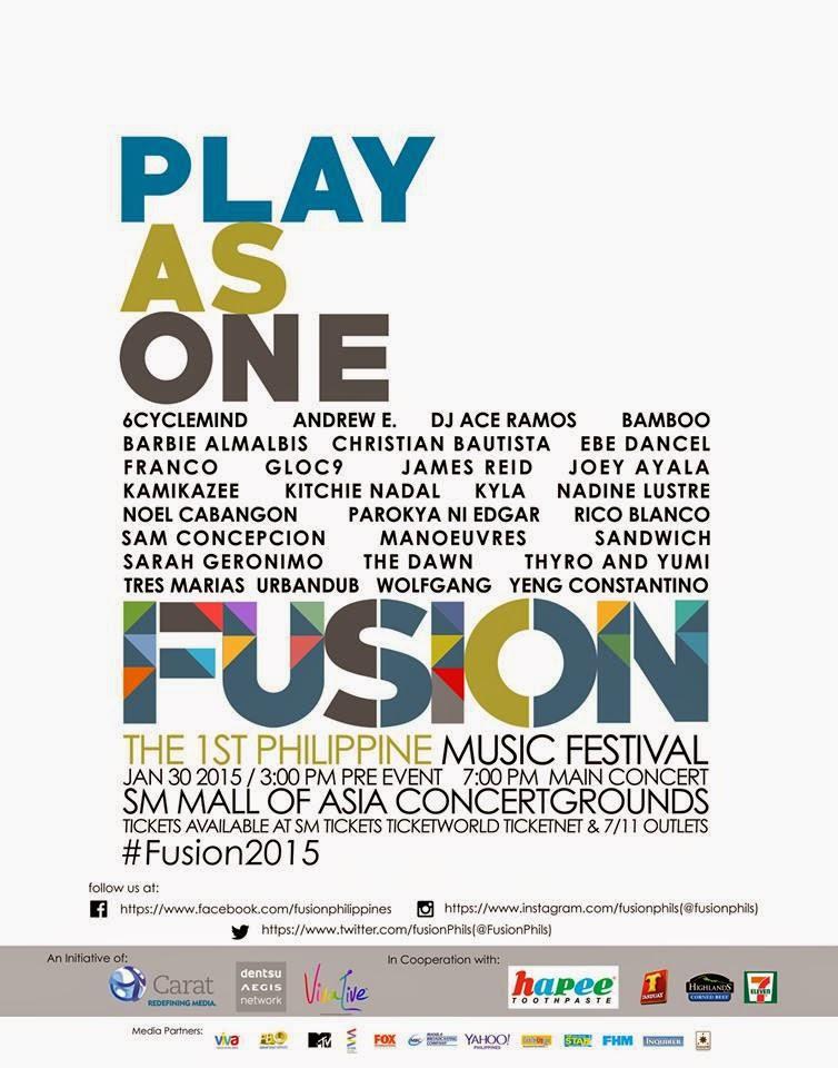 Fusion Music Festival