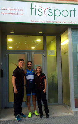 Triatlón Aranjuez convenio Fisysport