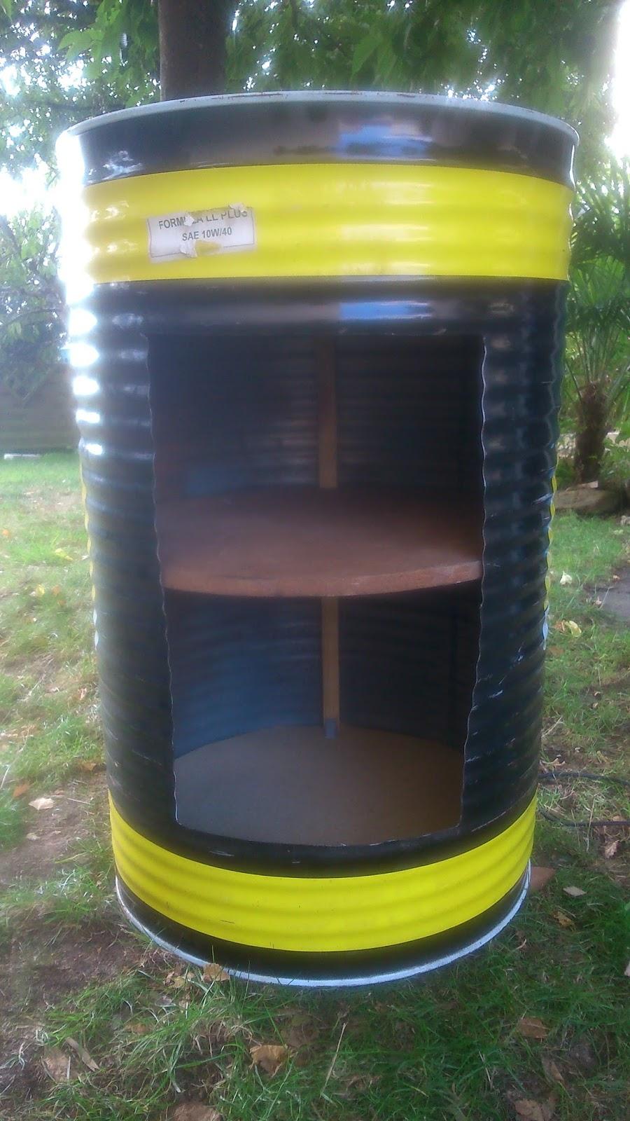 construire un brasero 20170719013552. Black Bedroom Furniture Sets. Home Design Ideas
