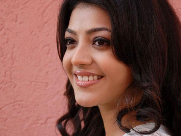 Kajal Agarwal Photoshoot At Surya Movie Launch