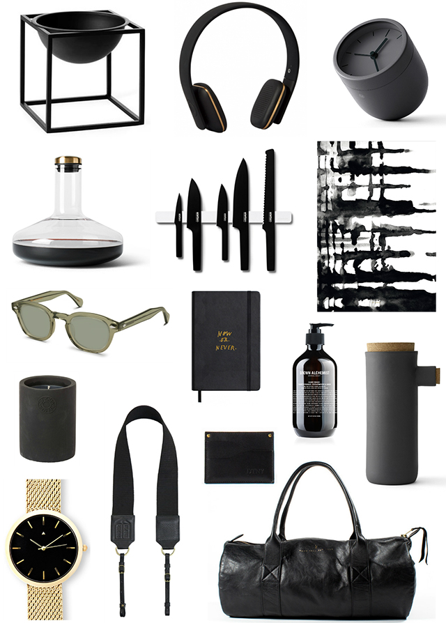 T.D.C: Christmas Gift Guide Part Two | FOR HIM