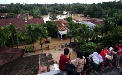 Banjir Medan