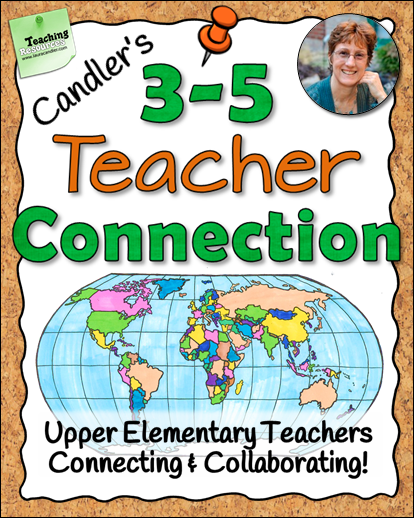 Join the 3-5 Teacher Connection on Facebook!