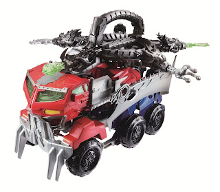 Hasbro Transformers Prime Beast Hunters - Dragon Hunter Optimus Prime