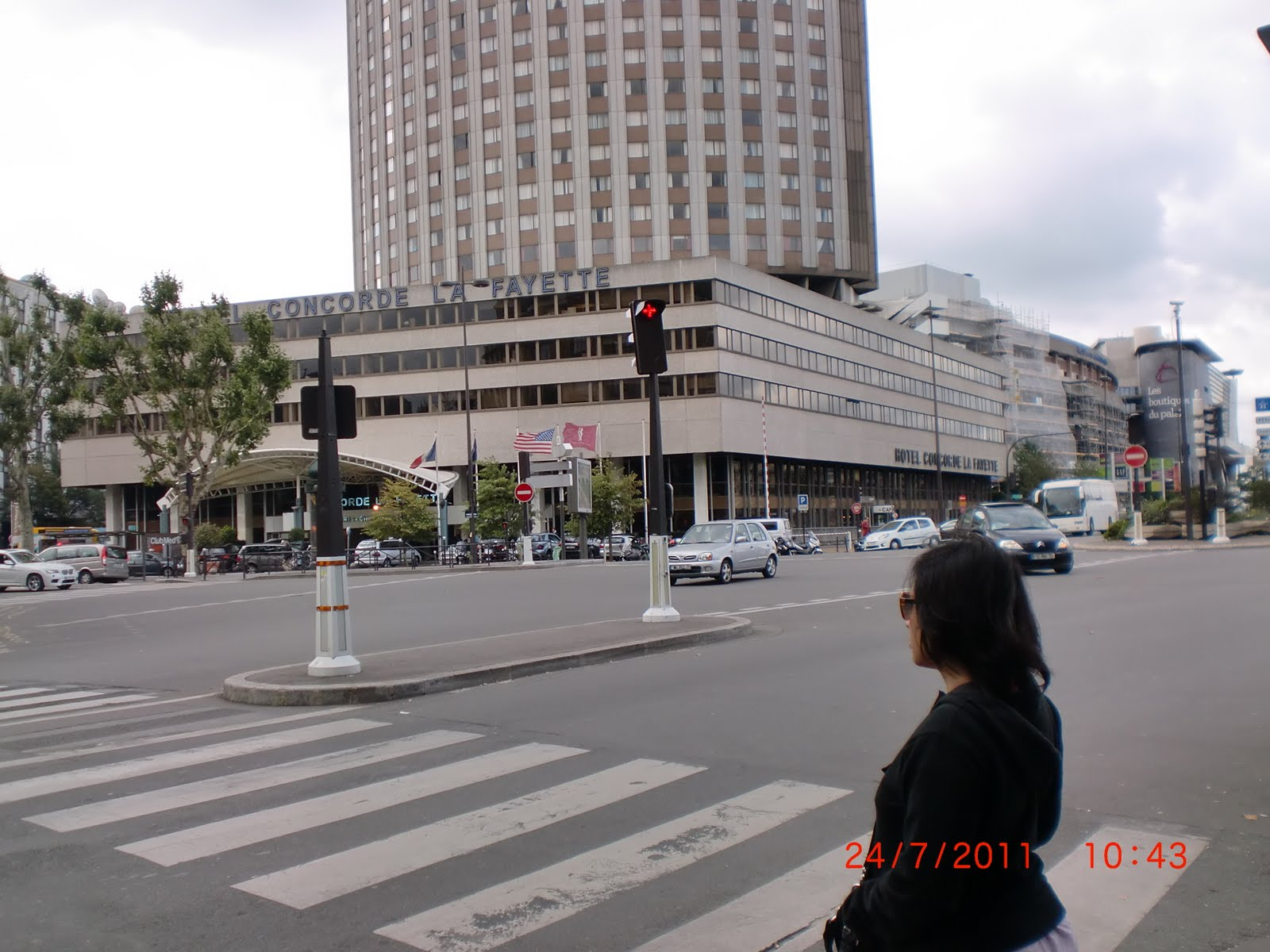 Hotel Concorde La Fayette Paris Booking