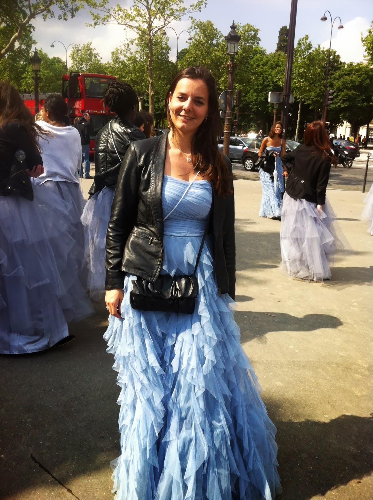 journée de la robe Naf naf 25 mai 2013