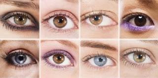 Гримът според формата на очите