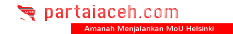 Official Website Partai  Aceh