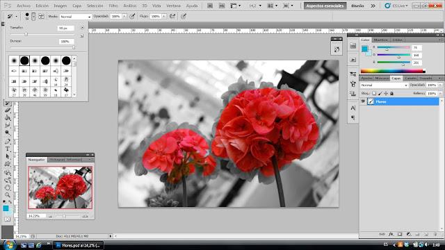 tutorial photoshop paso 8