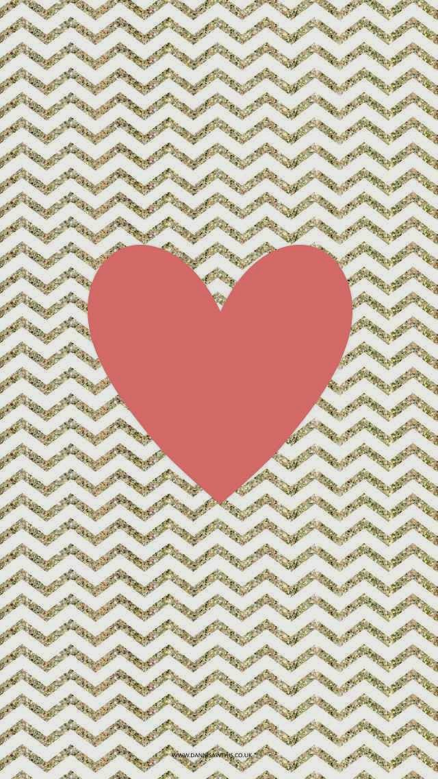 خلفيات ايفون 6 IPhone Wallpapers قلب