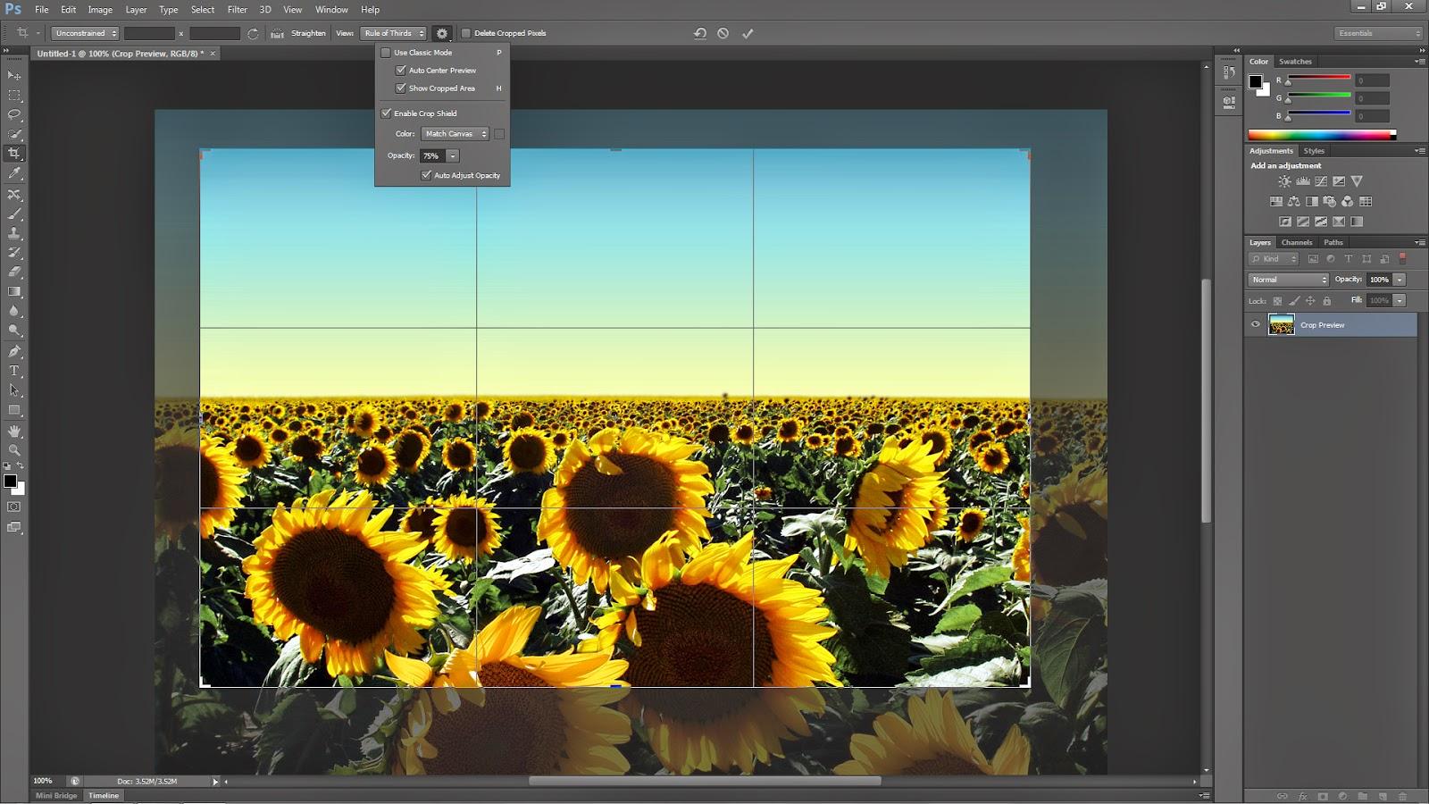 Efek Photoshop Tutorial Photoshop Bahasa Indonesia]