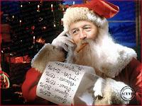 Funny postcard Traian Băsescu Lista Dorintelor