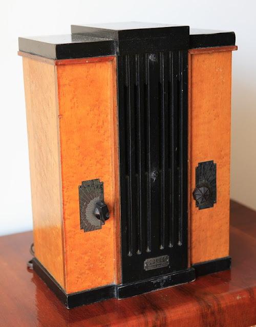 De Luxe Masterpiece radio - ca. 1934