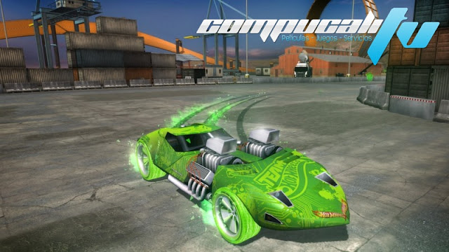 Hot Wheels Worlds Best Driver PC Full