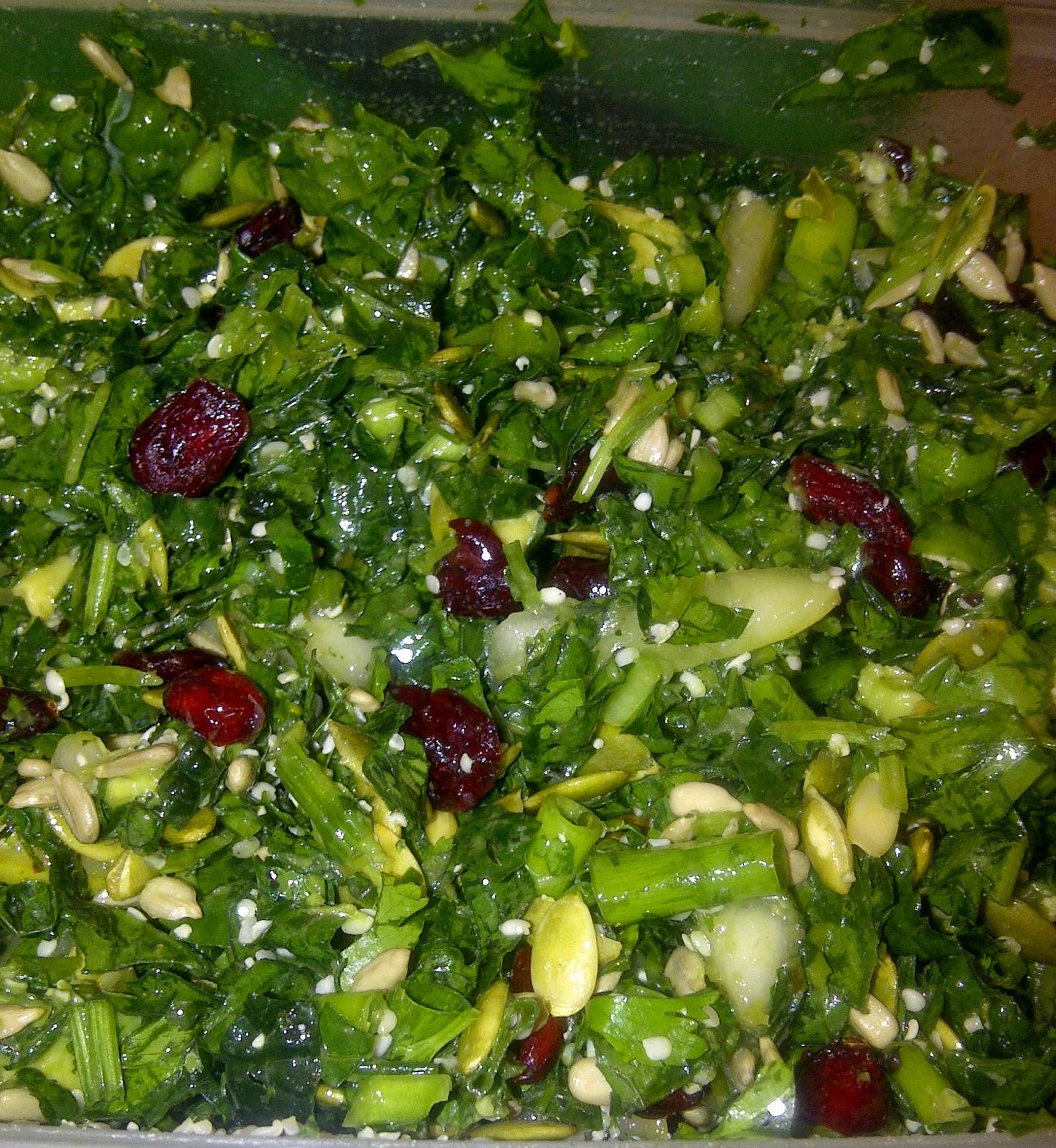 Kale and diarrhea